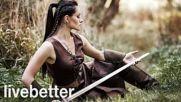 Mùsica celta relajante irlandesa medieval de fantasia instrumental con gaita_ flauta, arpa y violin