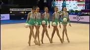 Младежки ансамбъл България - Европейско първенство Минск 2015