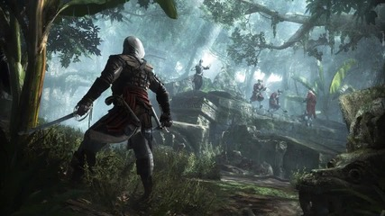 Assassin's Creed 4 Black Flag - Screenshots, Concept Art and Character Renders