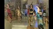 Албански Кавър - Константин - Едва ме нави - Linda Ukshini - Prapa Shpines Time 2008