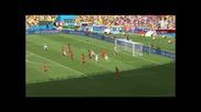 Белгия - Русия 1:0