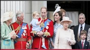 Queen's Ceremonial Birthday: Kate Joins the Parade