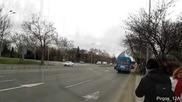 Чавдар 120: А 2653 Вн по линия 12 в Бургас - втора част