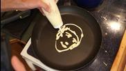 Страхотни умения с тесто за палачинки