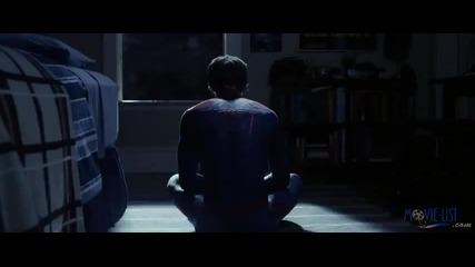 Дългоочаквания Трейлър на The Amazing Spider-man 2012 Trailer Бг Суб