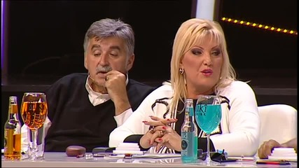 Andjela Trojic - Moja zakletvo (live) - ZG 2014 15 - 27.12.2014. EM 15.