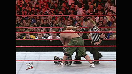 John Cena vs. Shawn Michaels: Raw, Apr. 23, 2007 (Full Match)