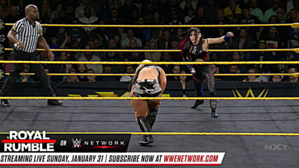Toni Storm vs. Io Shirai: WWE NXT, Jan. 22, 2020 (Full Match)