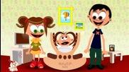 Mama voli bebu - Mommy Loves Baby ( Забавна анимация 2013)