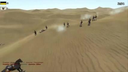 Mount & Blade Napoleonic Wars-kaiserum sterreich vs Knigreich Preuen