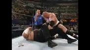 Brock Lesnar (c) Vs The Big Show