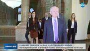 """Борисов постави казуса """"Желяз Андреев"""" пред американския министър на правосъдието"""