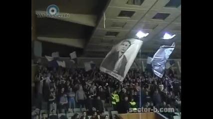 [04.03] Левски - Стяуа - Само Сините - песен)