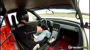 Honda C R X --- Най-бърза обиколка за втори път