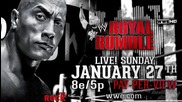 Wwe Royal Rumble 2013 Theme Song - What Makes a Good Man by The Heavy Hd