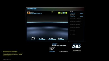 Need for Speed World Porsche 911 Gt3 Rs 4.0