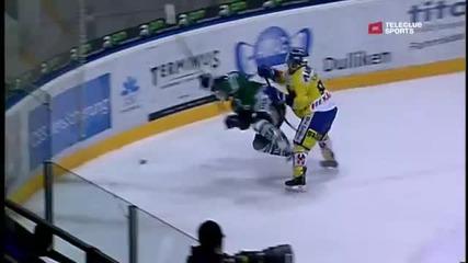 Трагедия разтърси световния хокей