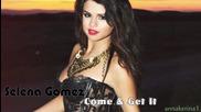 Selena Gomez - Come & Get It ( Robert Delong Remix )