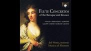 Johann Joachim Quantz - Concerto per due flauti, archi e basso continuo in G Dur - 4