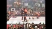 Stone Cold Steve Austin returns to help the Wwf against the Alliance (hd)
