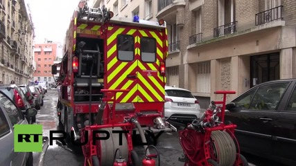 France: SC Bastia supporters set car ablaze hours before PSG game