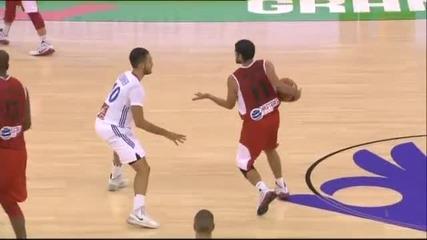 ВИДЕО: Франция подчини Египет на СП по баскетбол