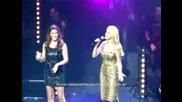 Natasa Theodoridou & Helena Paparizou Live @ Votanikos