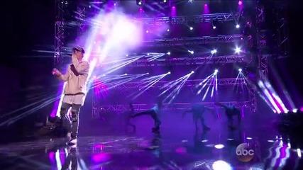 Justin Bieber- American Music Awards-22.11.2015