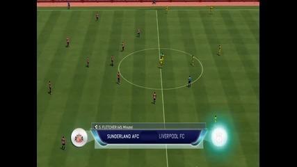 Fifa 14 Кариера с Ливърпул #3 Загуба
