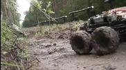 Rc Trophy - mud diggers - визги и брызги _)