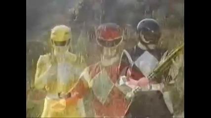 Kyoryu senfai zyuranger - Go Go Power Rangers