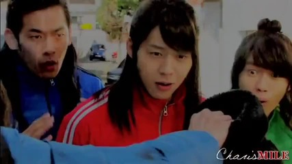 Rooftop Prince Mv | Rock n' Roll