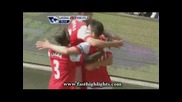 Арсенал победи Манчестър Юнайтед и върна интригата във Висшата лига