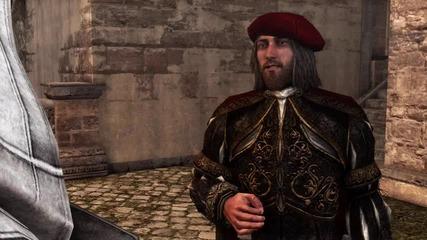 Assassins Creed: Brotherhood ( Single - Player Launch Trailer Hd )