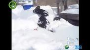 Хапни малко сняг!