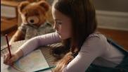 Трогателната история на едно малко момиченце и нейния баща войник