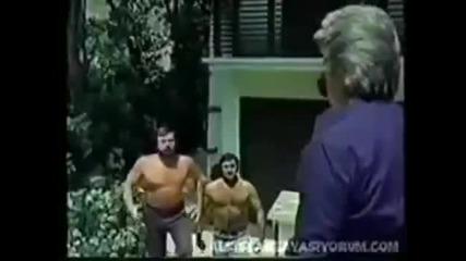 Турският Чък Норис - Смях