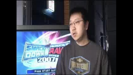Wwe Smackdown V.s. Raw 2007