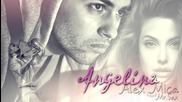 Промо | Alex Mica feat. Mr. Sax - Angelina ( International single ) + Превод