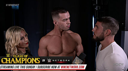 Priest addresses his next title defense while Gargano plots against him: NXT TakeOff to TakeOver, Sept. 23, 2020