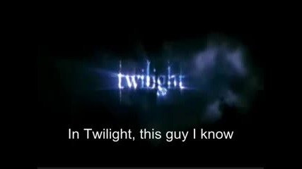 Edward Cullen Song - С текст и линк за сваляне