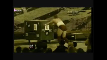 Wwe Night of champions 2010 Daniel Bryan