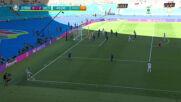 Лапорт вкара първия си гол за Испания