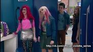 Violetta 3: Violetta & Francesca ( Roxy & Fausta ) - Junto a Ti + Превод