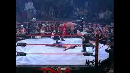 Tna: Scott Steiner beat Aj Style