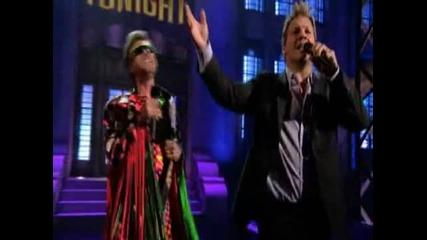 Chris Jericho пее Total Eclipse Of The Heart - Смях