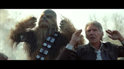 Star Wars The Force Awakens 7 - Официален трейлър