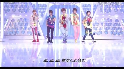 Shinee - Replay [japanese version live] 3.07.2011