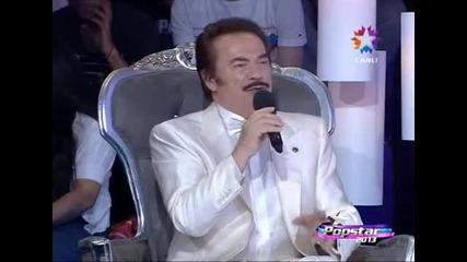 Pop Star 2013 - Ismai - Unut Gozlerim ( Selyami Sahin ) 21.06.2013