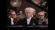 Rubinstein - Chopin Piano Concerto 2 - 2 Част